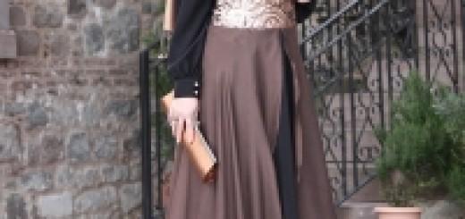 beli-payet-islemeli-tesettur-elbise-modeli-395-TL