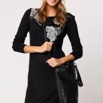 bisiklet-yaka-siyah-cicek-baskili-uzun-kollu-2016-elbiseleri
