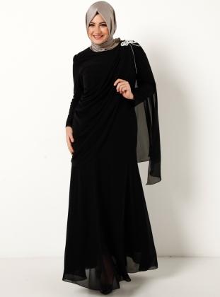 kapali-bayanlar-icin-gelin-damat-sunnet-annesi-elbisesi