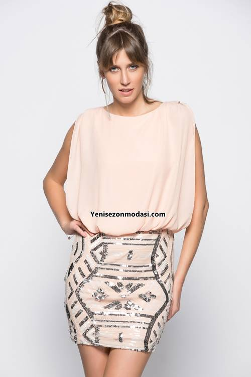 21 Tane 2015 Koton Elbise Modeli Yeni Sezon Modasi
