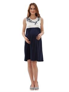 lacivert-beyaz-lcwaikiki-hamile-giysisi