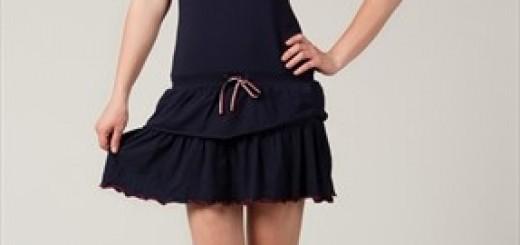 lacivert-mini-genis-askili-etekleri-farbali-elbise