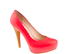 loisssane-pembe-topuklu-ayakkabi-bayan-199,90 tl