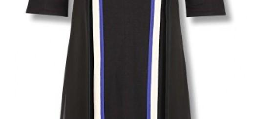 vakko-sifon-dirsek-kollu-siyah-eyaz-elbise
